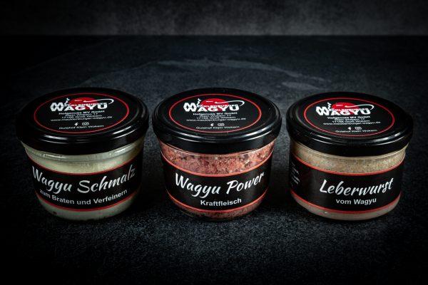 3 x Wagyu Wurst
